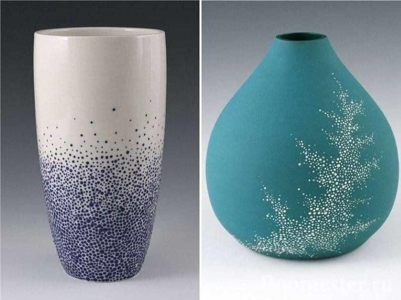 Стильные вазы