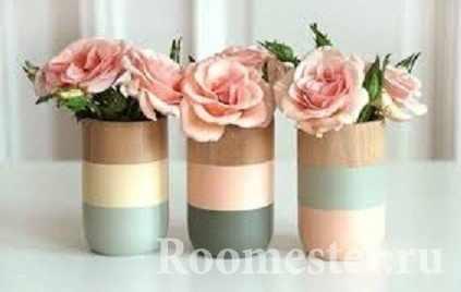 Симпатичные вазы