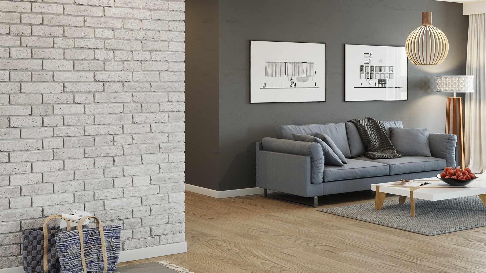Плитка на отдельной стене