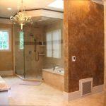 Стеклянный душ
