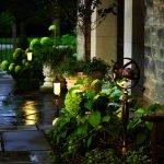 Освещения для двора