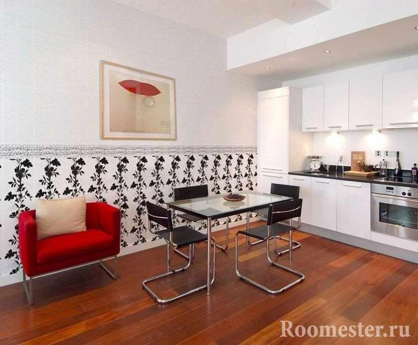 Стеновые панели в дизайне кухни