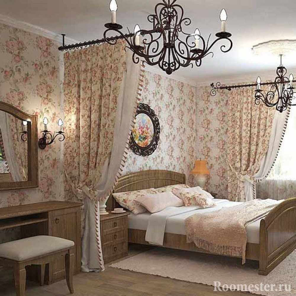 Ширма для спальни