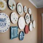 Декоративные тарелки из керамики
