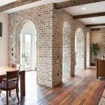 Декор арок в частном доме