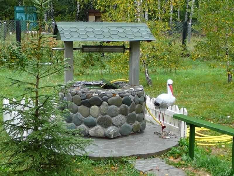 Декор из камня