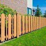 Классический декоративный забор