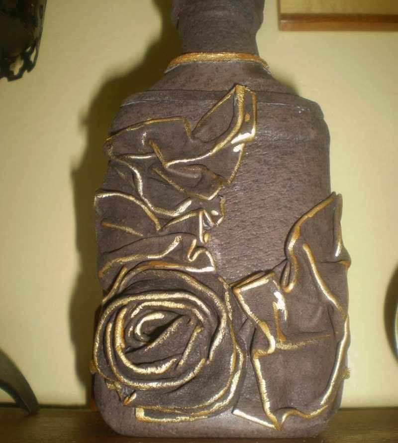 Розы на поверхности