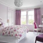 Цветочное постельное белье