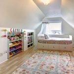 Комната для девочки в частном доме