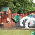 Детская площадка для дошкольников