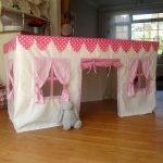 Игровой домик под столом