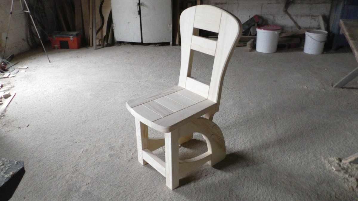 Детский стульчик мастер-класс