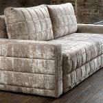 Флоковая обивка дивана