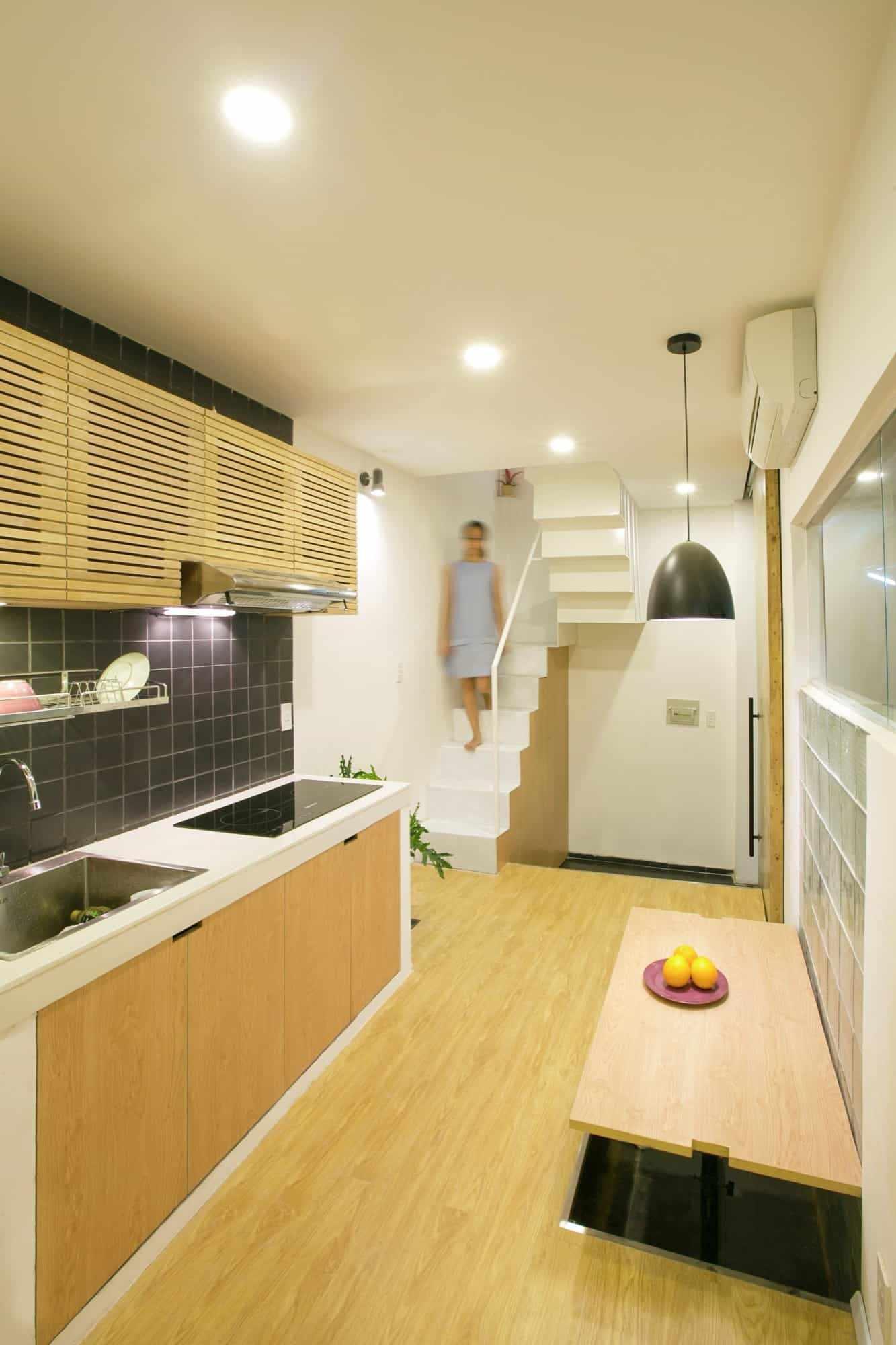 Кухня 4 метра