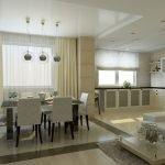 Интерьер квартире в белом цвете