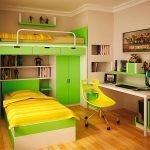Ярая мебель в интерьере