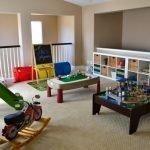 Столики с играми в детской