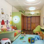 Детская комната для малыша