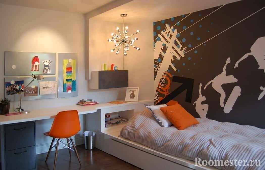 Решение для маленькой комнаты