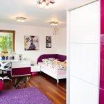 Светлая комната для ребенка