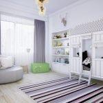Спальня для ребенка 9 м. кв.