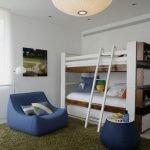 Лестница для кровати