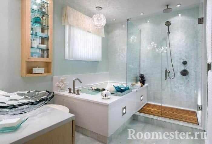 Общая ванная комната