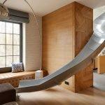 Горка вместо лестницы