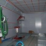Вентиляционные решетки под потолком