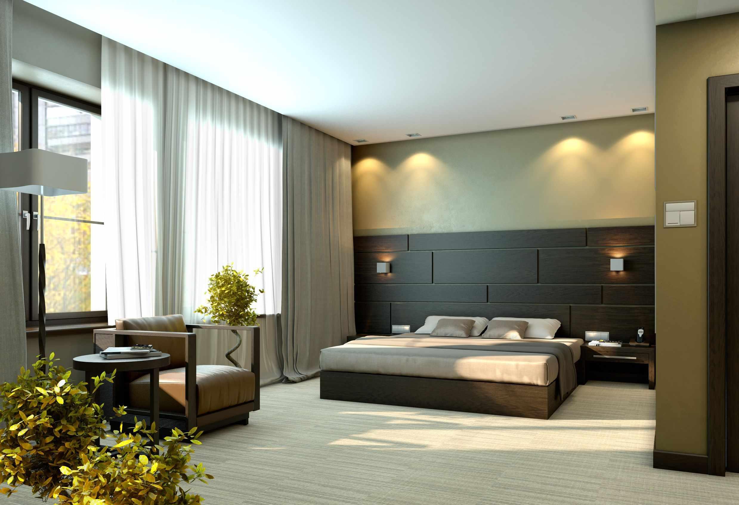 Дорогой дизайн комнаты
