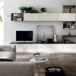 Интерьер гостиной белого цвета