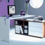 Дизайн компьютерного стола для зала