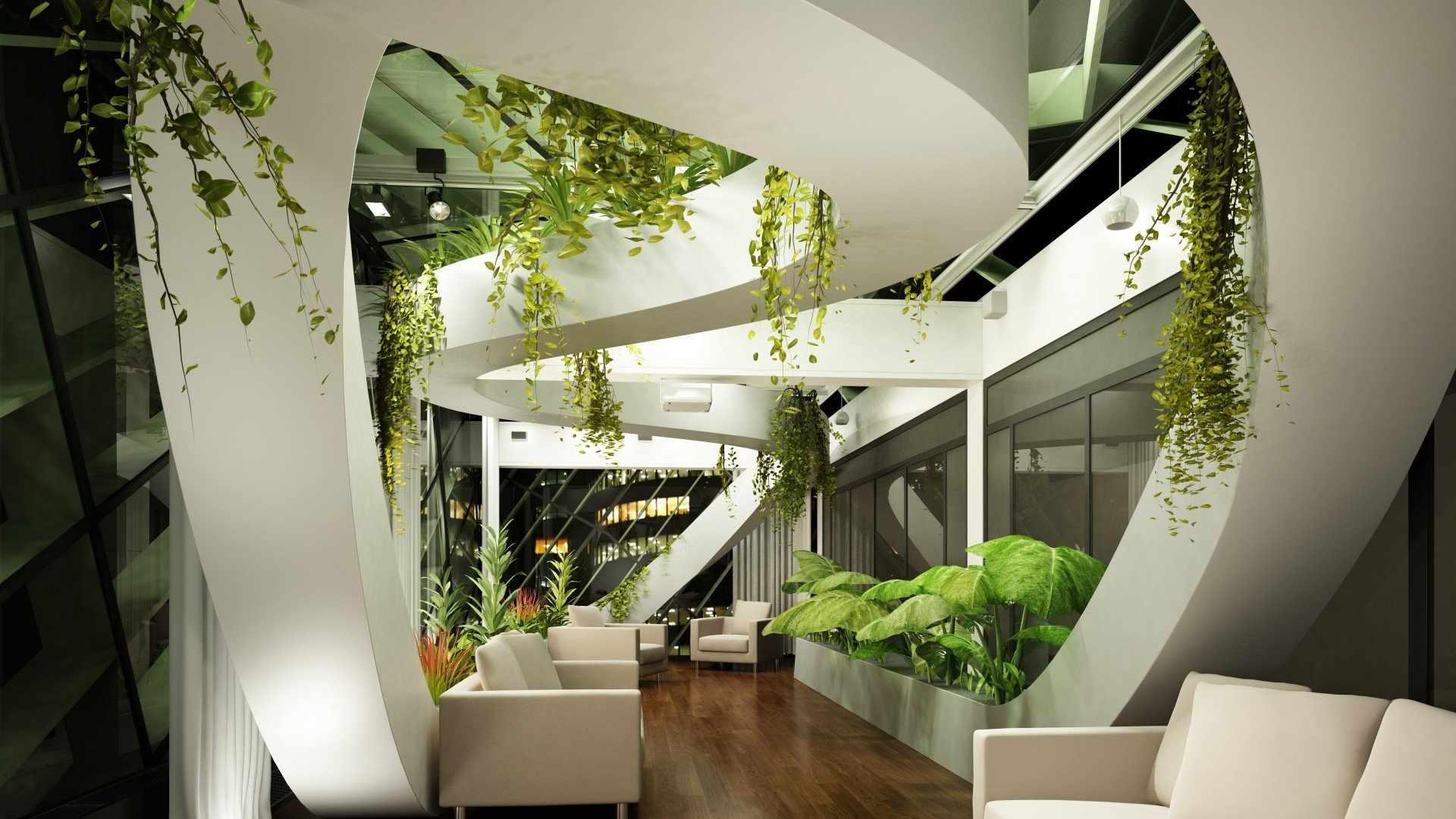 Растения в дизайне квартиры