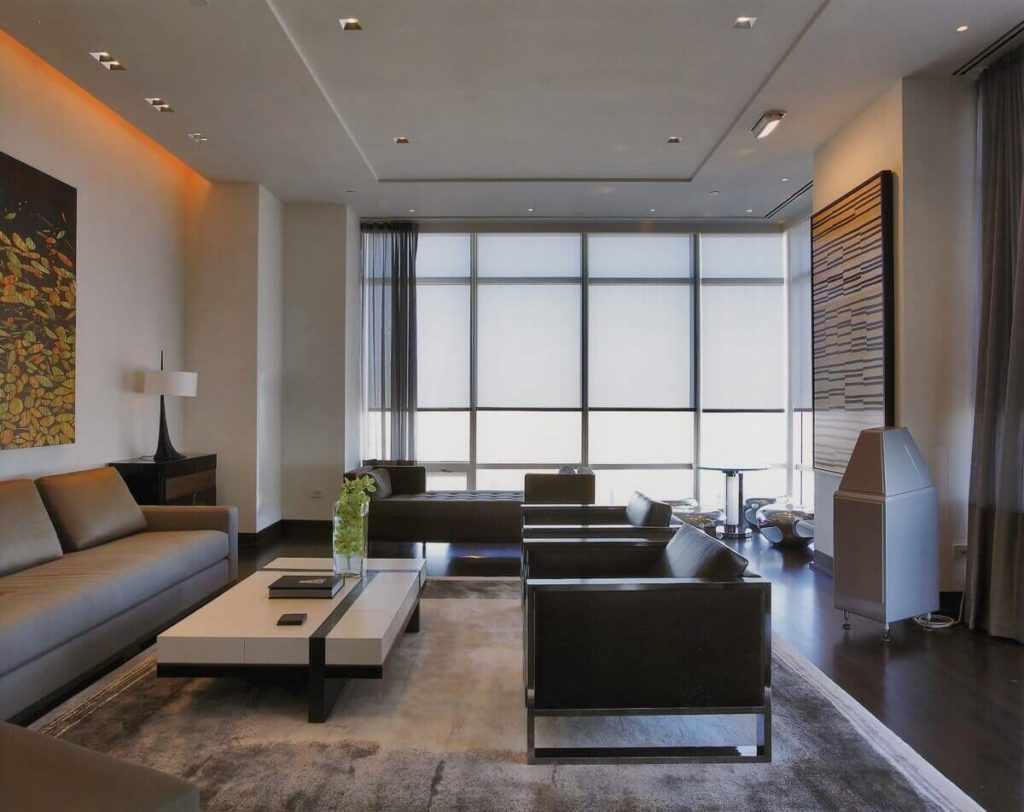 Лофт в дизайне квартиры