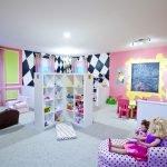 Игровая комната для малышки