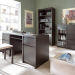 Простой дизайн кабинета