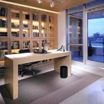 Стильный дизайн кабинета