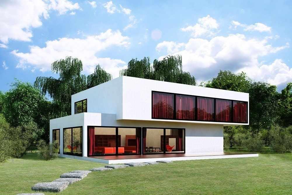 Дом без крыши