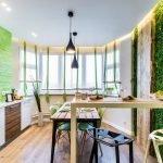 Эко-дизайн кухни