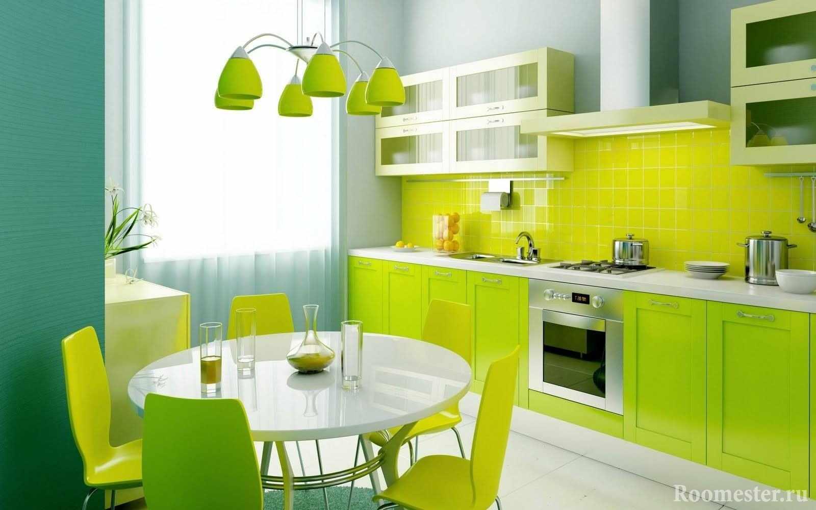 Лимонная кухня