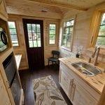 Мини-кухня на даче
