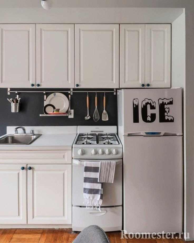 Небольшая техника в кухне
