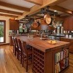 Сковородки под потолком