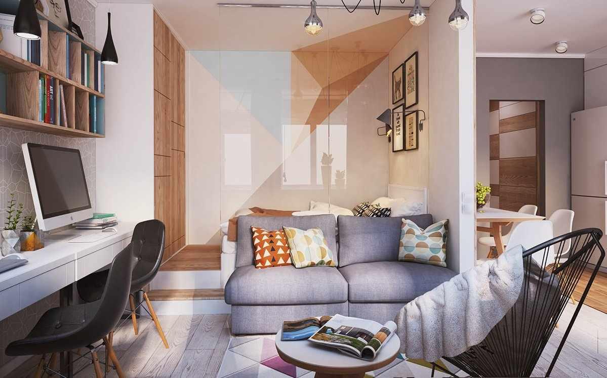Как сэкономить место в квартире