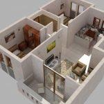 Дизайн-проект квартиры 40 кв м