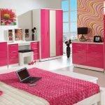 Комфортная спальня для девушки
