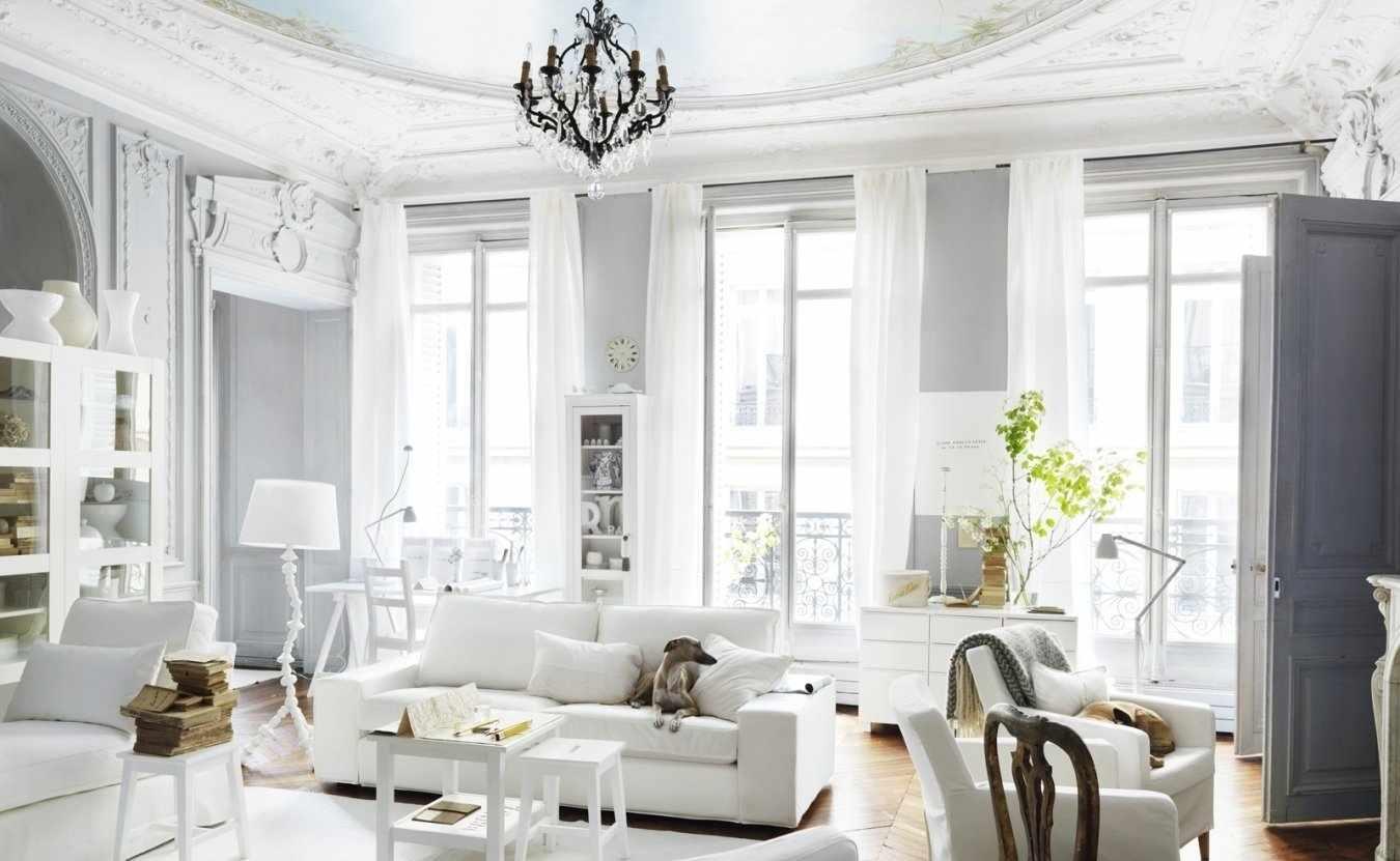 Высокие потолки в квартире