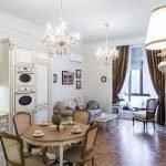 Квартира-студия в классическом стиле