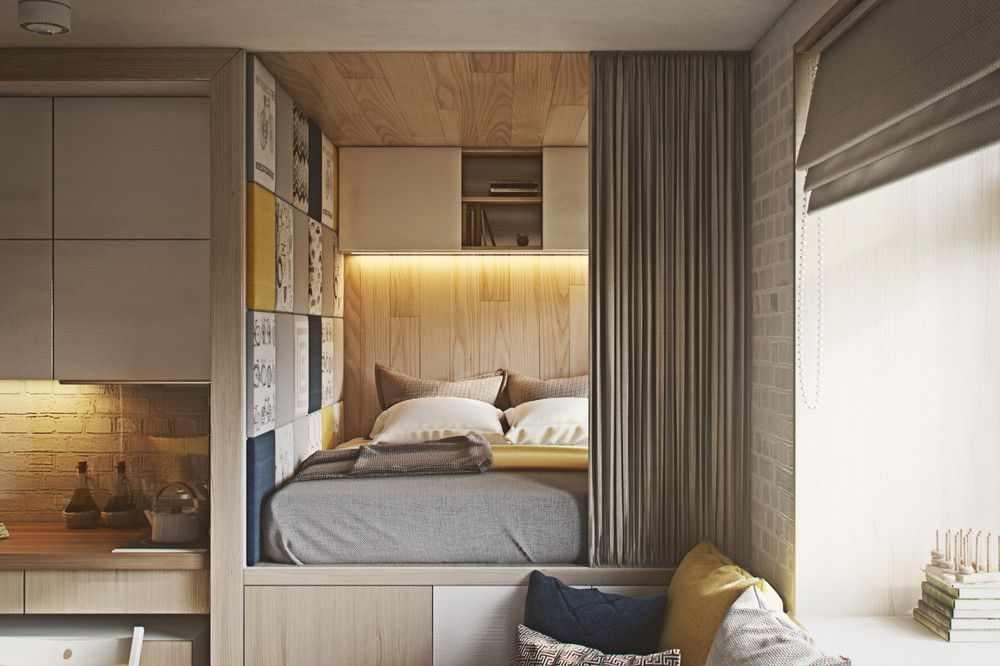 Спальное место в квартире
